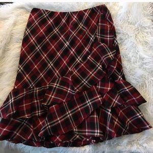 Lauren, by Ralph Lauren plaid skirt